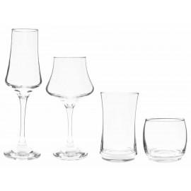 Haus Set Vasos y Copas Essentials - Envío Gratuito