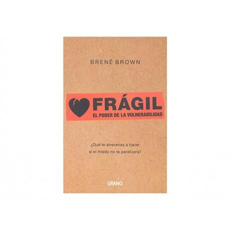 Fragil El Poder De La Vulnerabilidad - Envío Gratuito