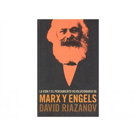 La Vida y el Pensamiento Revolucionario de Marx y Engels - Envío Gratuito