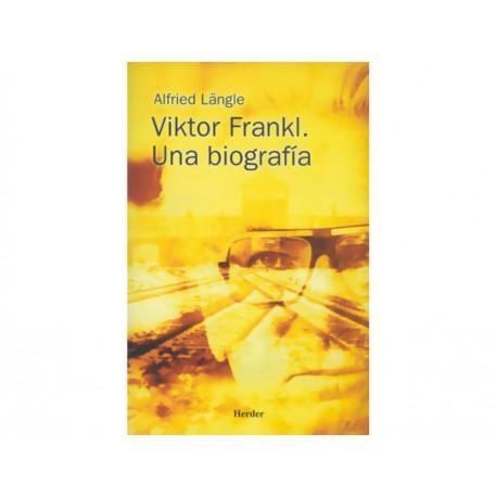 Viktor Frankl Una Biografía - Envío Gratuito