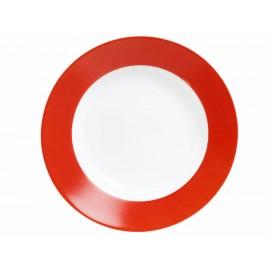 Luminarc Plato Sopero Orange Rojo - Envío Gratuito