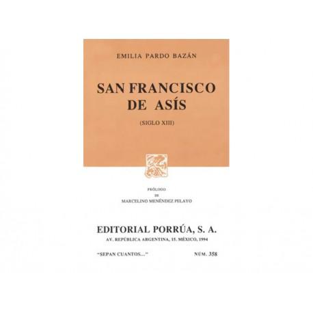 San Francisco de Asis Siglo 13 - Envío Gratuito