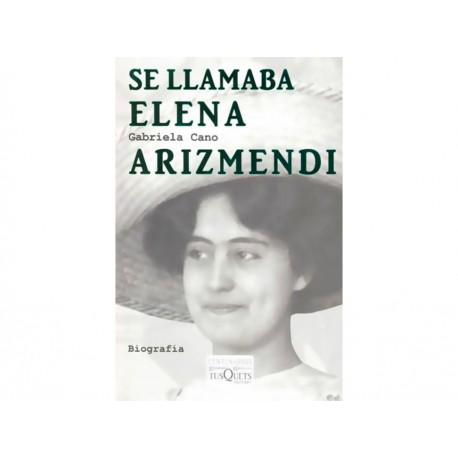 Se Llamaba Elena Arizmendi - Envío Gratuito
