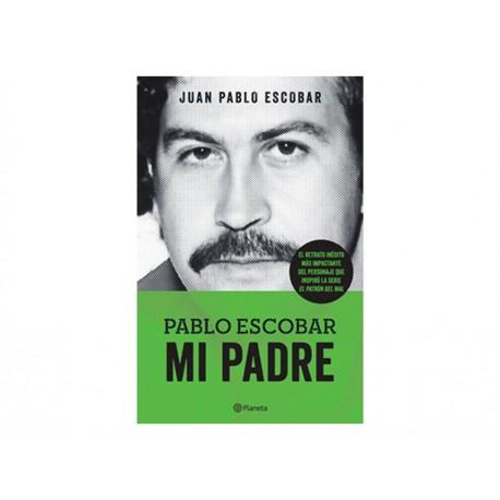 Pablo Escobar Mi Padre - Envío Gratuito