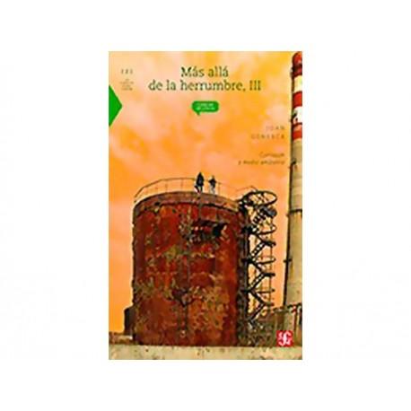 Mas Allá de la Herrumbre 3 Corrosión y Medio Ambiente - Envío Gratuito