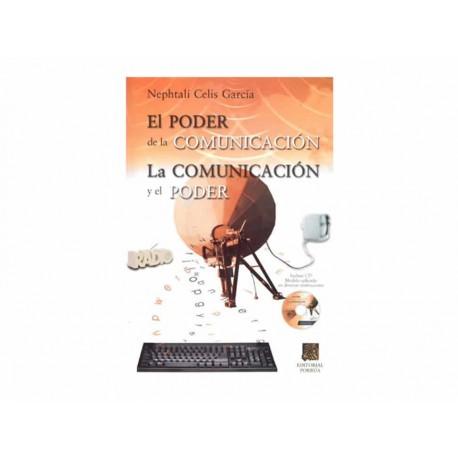 El Poder de la Comunicacion la Comunicacion y el Poder con CD - Envío Gratuito