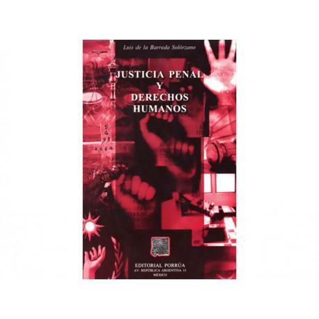 Justicia Penal y Derechos Humanos - Envío Gratuito