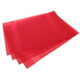 Haus Set de Manteles Individuales Rojo Ristra - Envío Gratuito