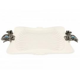 Crown Baccara Platón Porcelana - Envío Gratuito