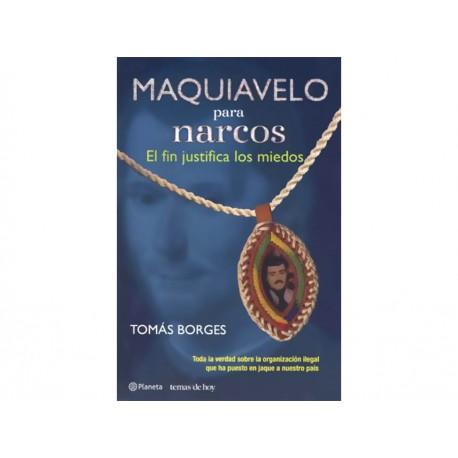 Maquiavelo para Narcos - Envío Gratuito