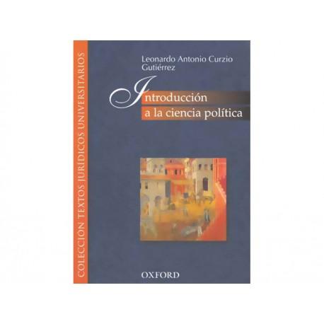 Introducción a la Ciencia Política - Envío Gratuito
