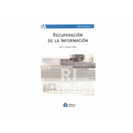 Recuperación de la Información - Envío Gratuito