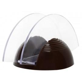 Interplus Servilletero Chocolate - Envío Gratuito