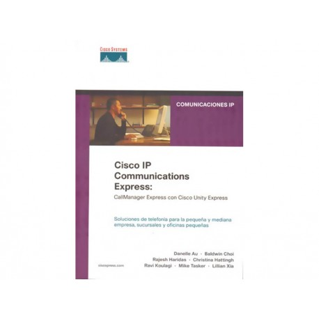 Cisco Ip Communications Express - Envío Gratuito
