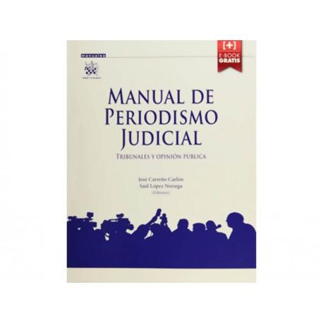 Manual de Periodismo Judicial Tribunales - Envío Gratuito
