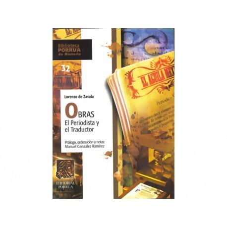 Obras El Periodista y El Traductor - Envío Gratuito