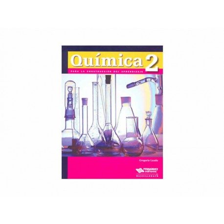 Química 2 Bachillerato - Envío Gratuito