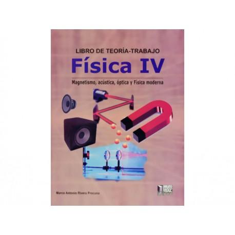 Libro de Teoría Trabajo Física 4 Magnetismo Acústica Óptica y Física Moderna - Envío Gratuito