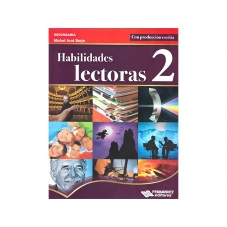 Habilidades Lectoras 2 Secundaria - Envío Gratuito