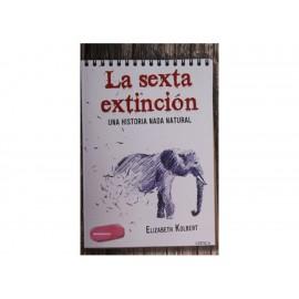 La Sexta Extinción - Envío Gratuito