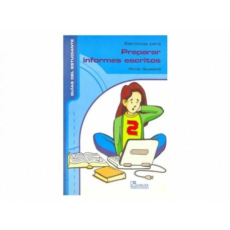 Ejercicios para Preparar Informes Escritos - Envío Gratuito