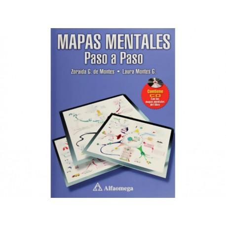 Mapas Mentales Paso a Paso con CD - Envío Gratuito