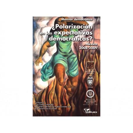 Polarización en Las Expectativas Democráticas México - Envío Gratuito