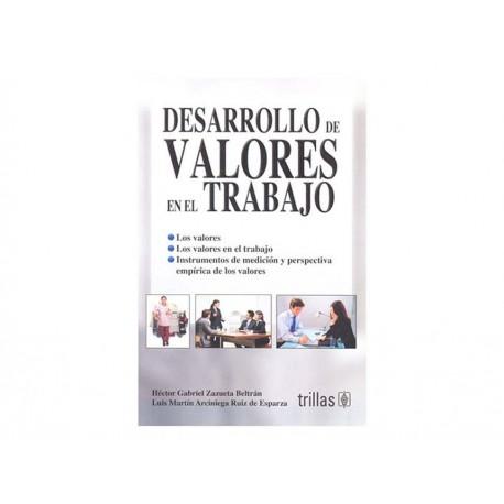 Desarrollo de Valores En el Trabajo - Envío Gratuito