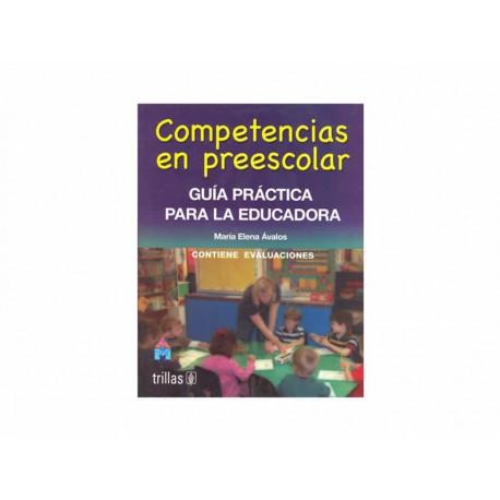 Competencias En Preescolar Guía - Envío Gratuito