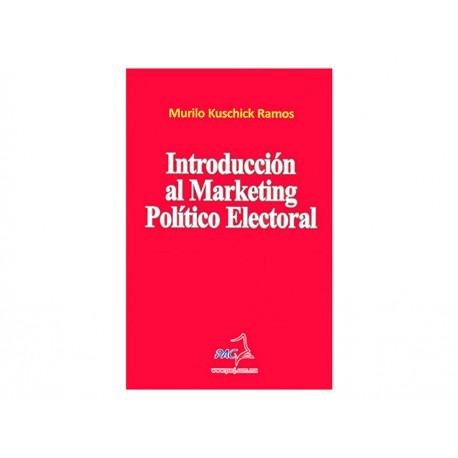 Introducción Al Marketing Político Electoral - Envío Gratuito