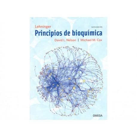 Lehninger Principios de Bioquímica - Envío Gratuito