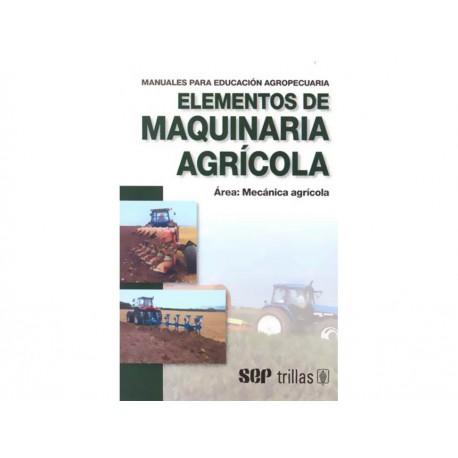 Elementos de Maquinaria Agrícola - Envío Gratuito