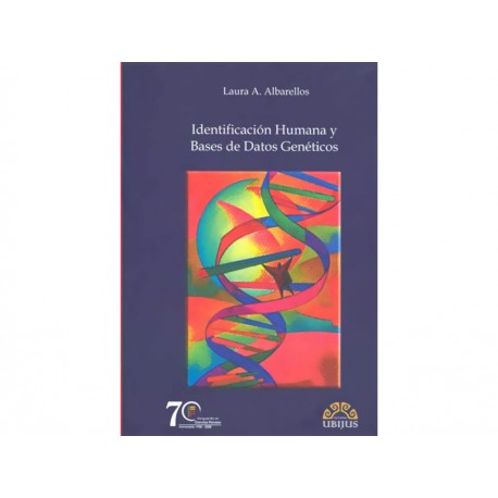 Identificación Humana y Bases de Datos Genéticos - Envío Gratuito
