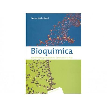 Bioquímica Fundamentos Para Medicina Y Ciencias De La Vida - Envío Gratuito