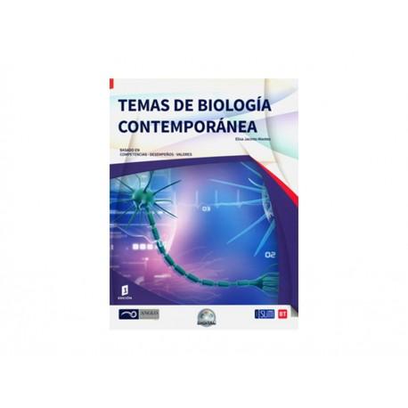 Temas de Biología Contemporánea - Envío Gratuito