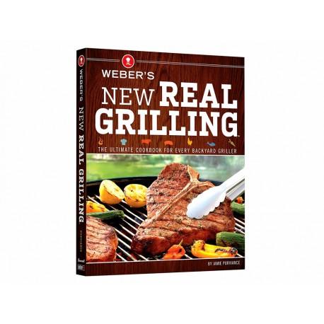 Weber Recetario New Grilling - Envío Gratuito
