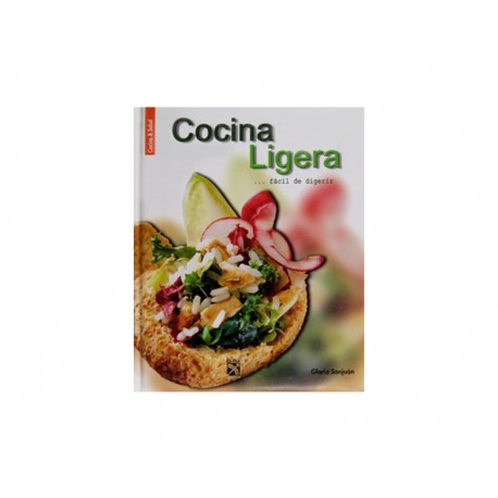 Cocina Ligera Fácil de Digerir - Envío Gratuito