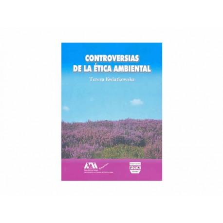 Controversias de la Ética Ambiental - Envío Gratuito