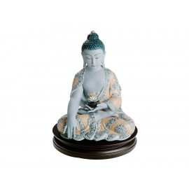 Lladró Escultura Buda de la Medicina - Envío Gratuito