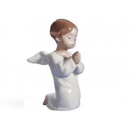 Lladró Escultura Ángel Orando - Envío Gratuito