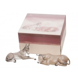 Lladró Escultura Set Animales de Belén (Porcelana) - Envío Gratuito