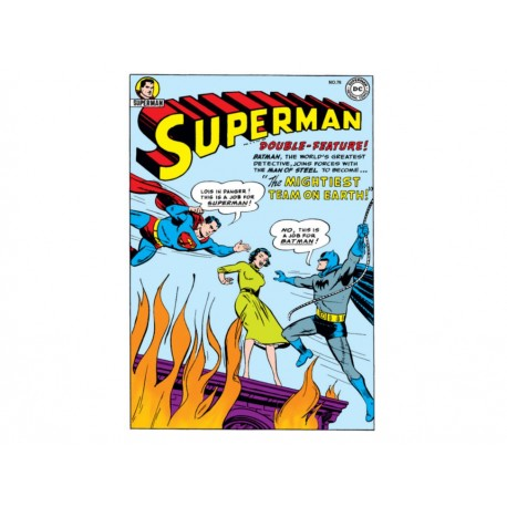 DC Mystery Pack Superman & Batman - Envío Gratuito
