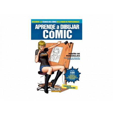 Aprende a Dibujar Comic 7 Diseño de Personajes - Envío Gratuito