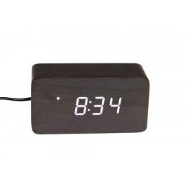 Haus Deko Reloj Digital Negro - Envío Gratuito