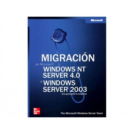 Migración de Microsoft Windows Nt Server 4.0 A Windows Serve - Envío Gratuito
