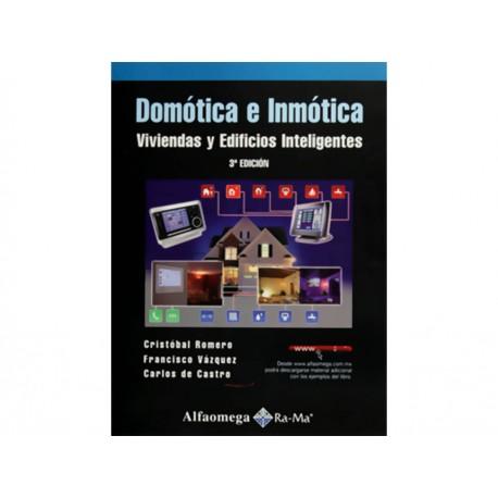 Domótica e Inmótica: Viviendas y Edificios Inteligentes - Envío Gratuito