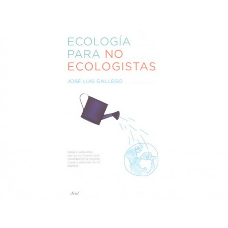 Ecología para No Ecologistas - Envío Gratuito