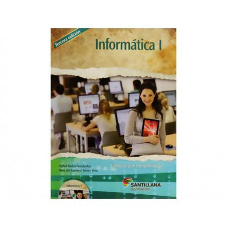 Informática 1 Enfoque por Competencias con CD Bachillerato - Envío Gratuito