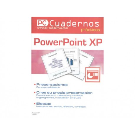 Powerpoint Xp Pc Cuadernos Prácticos - Envío Gratuito