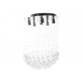 Lámpara colgante Gamalux 00926/6 plata - Envío Gratuito